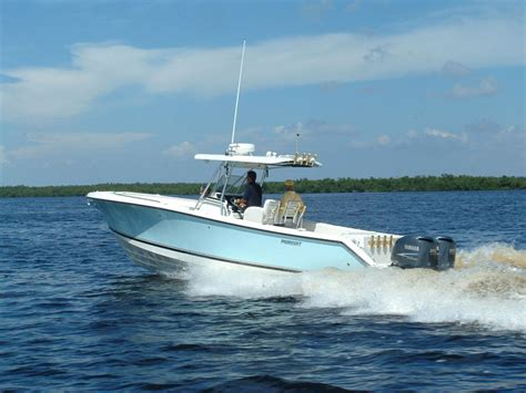 Florida Boating Test Review by Pursuit New C310 The Hull Boating And Fishing Forum