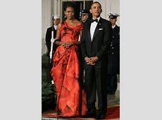 Michelle Obama wears Diane Von Furstenberg on trip to