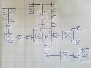 So  I Just Drew Up My Wiring Diagram  How Am I Looking