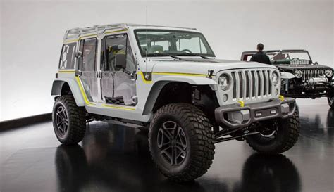 jeep safari 2017 2017 easter jeep safari concepts