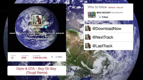 Diplo & GTA - Boy Oh Boy (Thugli Remix) [Official Full ...
