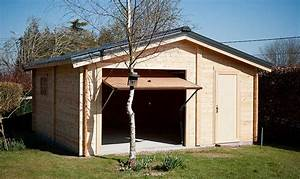 Prix Construction Garage 20m2 : prix d un abri de jardin ~ Nature-et-papiers.com Idées de Décoration