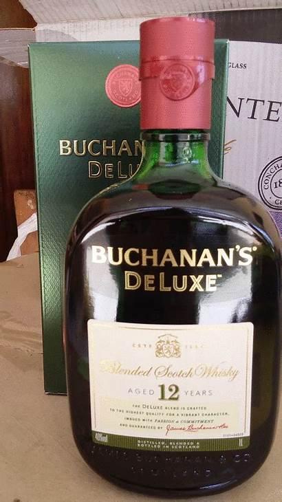 Whisky Anos Luxe Buchanan Alcoolicas Bebidas Proibida