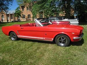 wallpaper ford mustang, convertible, red HD : Widescreen : High Definition : Fullscreen