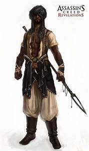 """""""Assassin's Creed: Revelations"""" concept art by Johan ..."""