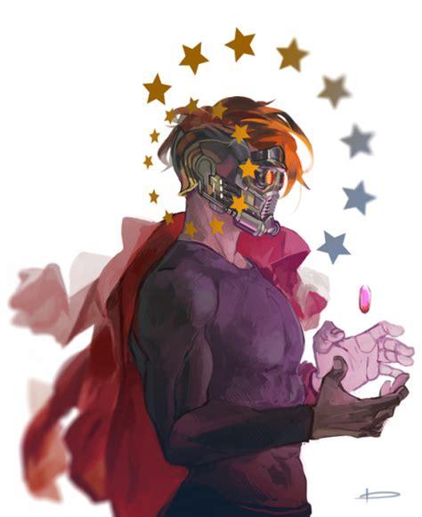 Illustration My Art Marvel Gotg Mcu Guardians Of The