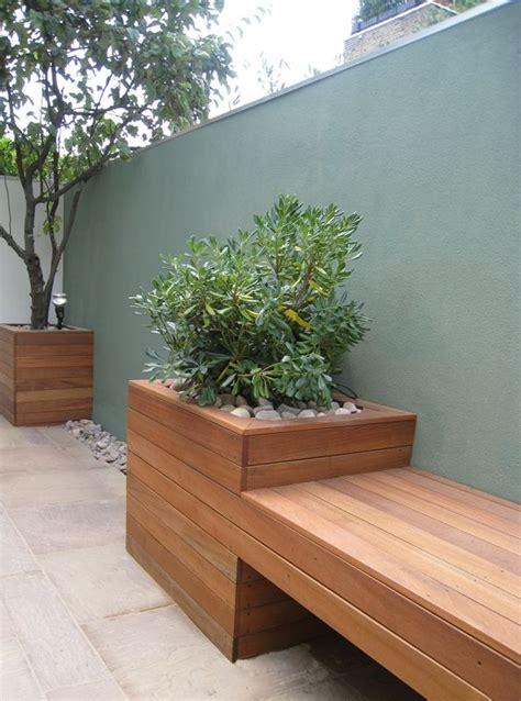 ideas  planter bench  pinterest garden