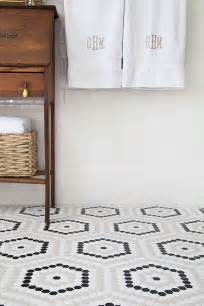 black and white bathroom tile ideas 37 black and white mosaic bathroom floor tile ideas and pictures