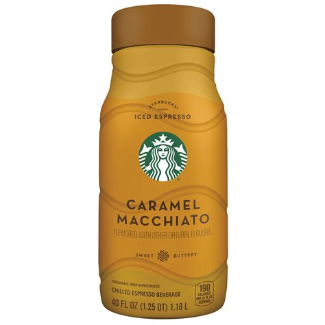 Charms come with a lobster claw clasps with the option of gold or silver plated, Starbucks Iced Espresso Chilled Coffee Drink, Caramel Macchiato, 40 oz Bottle - Walmart.com ...