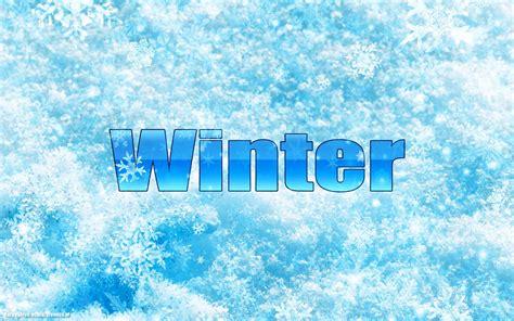 windows 7 bureau winter wallpaper met sneeuw en sneeuwvlokken bureaublad