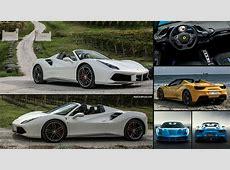 Ferrari 488 Spider 2016 pictures, information & specs
