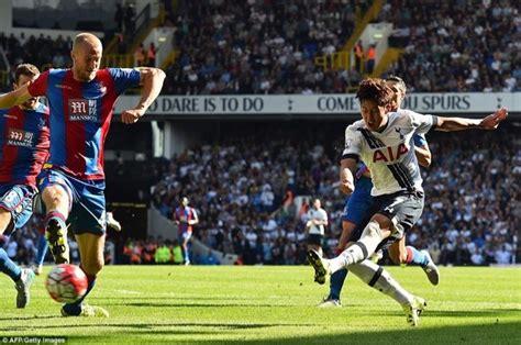 Tottenham Hotspur 1-0 Crystal Palace: Match Report ...