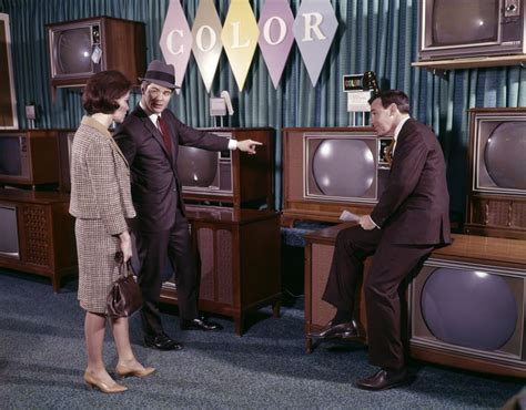 when was color television invented when was color tv invented