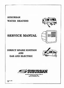 Suburban Sw10d Water Heater Service Manual Pdf View  Download