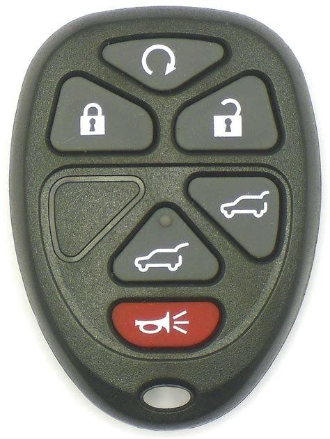 Keyless Entry Suv Remote Button For Chevrolet