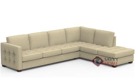 Barrett Fabric Stationary Chaise Sectional By Palliser Is