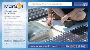 Solar Caravan Installation Video Guide Hd