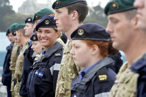 Royal Navy named as top employer for women on times list ...