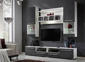 Meuble Tv Accroché Au Mur : meuble tv mural pas cher meuble oreiller matelas memoire de forme ~ Melissatoandfro.com Idées de Décoration