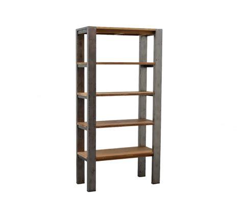 Bücherregal Metall Design by B 252 Cherregal Industriedesign Regal Metall Holz Industrie