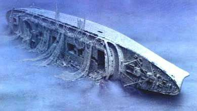 Boat Sinking Jersey by Andrea Doria Sunk The New Jersey Coast By The U 869