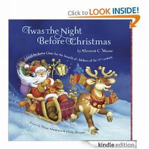 Free Twas The Night Before Christmas-Kindle Edition - FTM