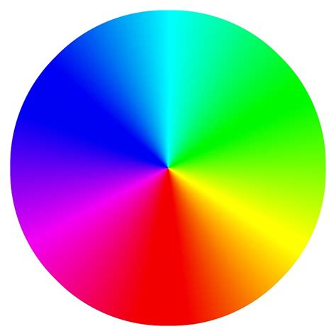 Color Wheel Images Colour Wheel Spectrum Rainbow 183 Free Image On Pixabay