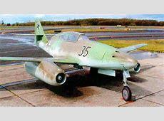 Düsenjäger Me 262 Seine schnellste Wunderwaffe ruinierte