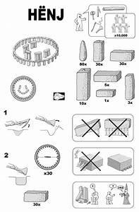 Ikea Kura Umbauen Anleitung : koondellitch le manuel de montage ikea pour stonehenge ~ Markanthonyermac.com Haus und Dekorationen