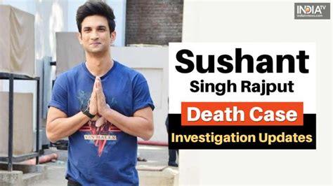 Sushant Singh Rajput Death Probe LIVE Updates: Rhea ...