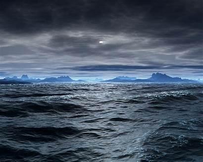 Ocean Dark Desktop Backgrounds Stormy Wallpapers Background