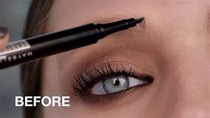 Emily DiDonato for Maybelline Tattoo Brow Micro Pen Tint ...