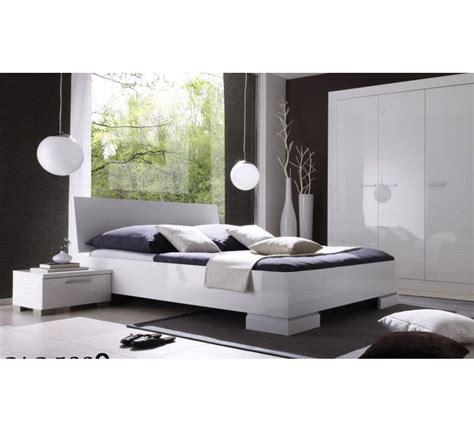lit canapé fer forgé lit 160x200 moderne blanc laqué quot lys quot 1912