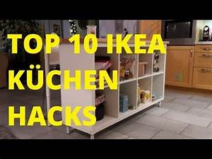 Ikea Hängeschränke Küche : top 10 ikea k chen hacks diy kreatives f r die k che youtube ~ A.2002-acura-tl-radio.info Haus und Dekorationen