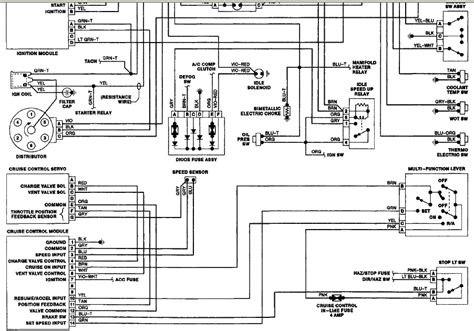 1989 Jeep Yj 4 2 Engine Wiring Diagram 89 jeep wrangler 4 2l rambler engine complete wiring and