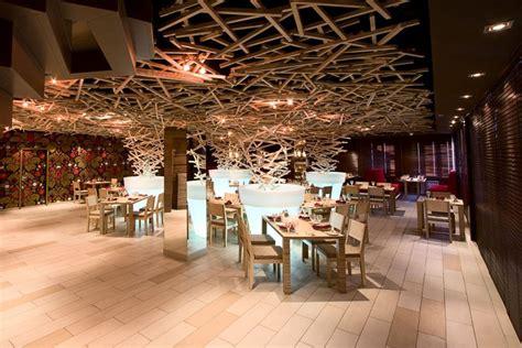 unique restaurant designs art  architecture