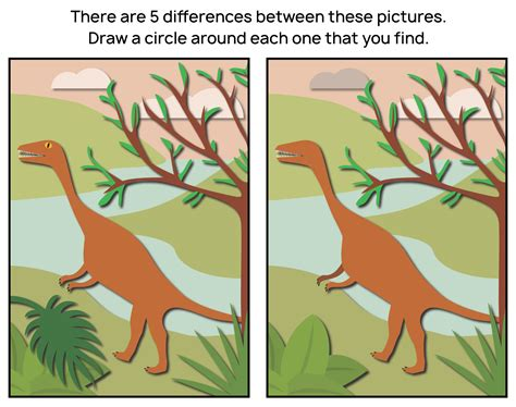 8 Best Images Of Printable Adult Find The Difference