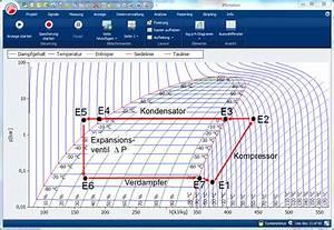 Enthalpie Berechnen : software f r die berechnung von k ltekreisl ufen ~ Themetempest.com Abrechnung