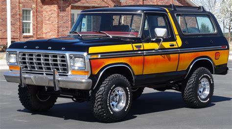 wheelin   ford bronco ranger xlt