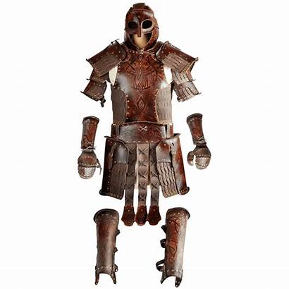 Viking Armour Leather Package Medieval Vikings Sets