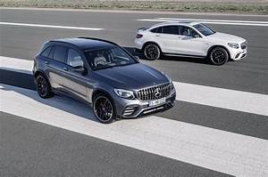 Mercedes Glc Coupe 2018 : 2018 mercedes amg glc63 and glc coupe 63 bring the v8 thunder to ny carscoops ~ Medecine-chirurgie-esthetiques.com Avis de Voitures