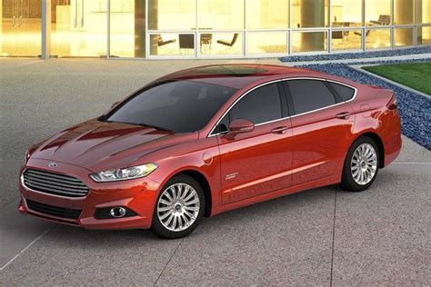 2016 Ford Fusion Hybrid And 2016 Ford Fusion Energi