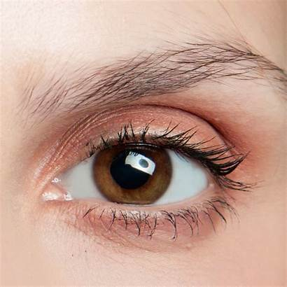 Yeux Maquillage Marron Marrons Maquiller Comment Facile