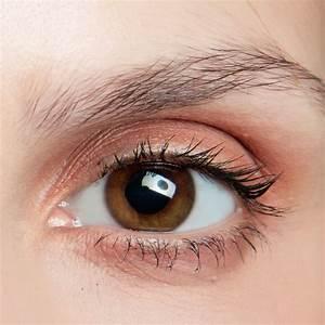 Maquillage Soirée Yeux Marrons : maquillage yeux marron facile comment maquiller des yeux ~ Melissatoandfro.com Idées de Décoration