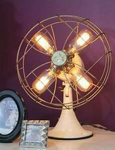 Ventilator Selber Bauen : diy lampe 76 super coole bastelideen dazu ~ Orissabook.com Haus und Dekorationen