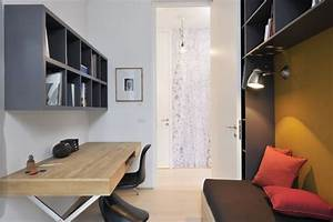 modern apartment in ljubljana slovenia by gao architects With best brand of paint for kitchen cabinets with large birch tree wall art