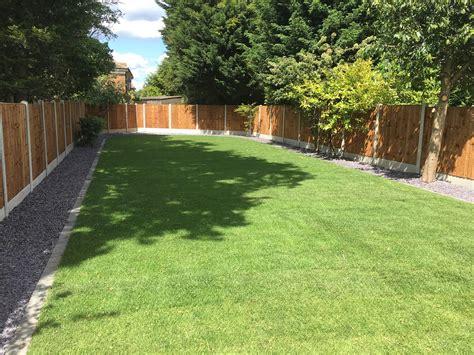 Garden Fence by Garden Fencing Havering Essex Handmade Gates