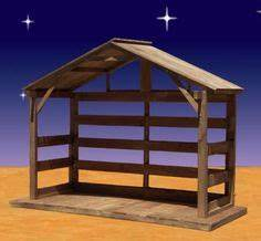 1000+ images about Stables For Nativity Sets on Pinterest