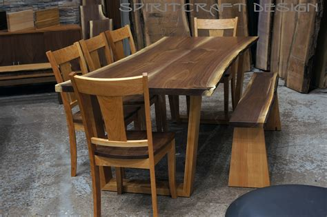 edge  slab table showroom   chicago area