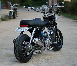 Moto Honda 50cc : custom dax 50cc scooters mini bike scooter 50cc motor scooters ~ Melissatoandfro.com Idées de Décoration